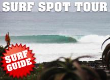 Surf Spot Tour