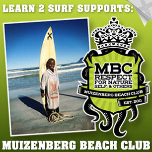 South African Surfing Outreach
