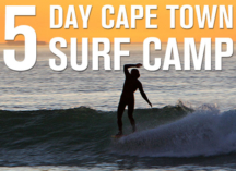5 Day Surf Camp